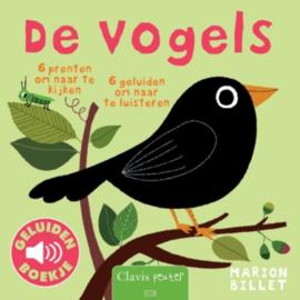 Geluidenboek - De vogels