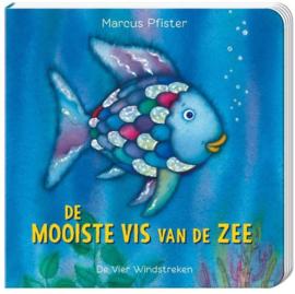 Kartonboek - De mooiste vis van de zee