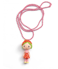 DJECO - Ketting Tinyly Charms Berry