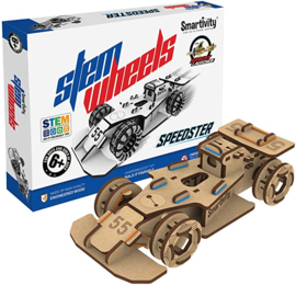 Smartivity stem wheels speedster