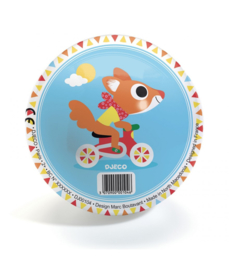 Djeco - Cute race ball Ø12 cm