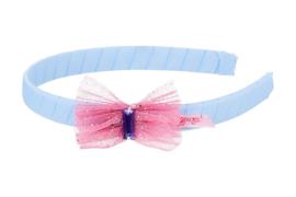Souza - Tiara Marthe, l.blue-pink bow