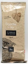 Creall Deco & Lifestyle Doodle Clay Blok 200g - zandkleur