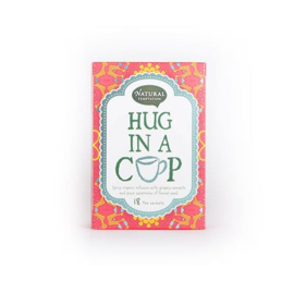 Natural Temtation - Hug in a Cup - biologische thee