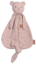 BAMBAM - Organic Pink Bear Tuttle