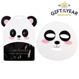 Gezichtsmasker Cute Panda