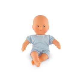 Corolle mini babypop blauw