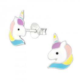 Eenhoorn hoofd oorstekertje