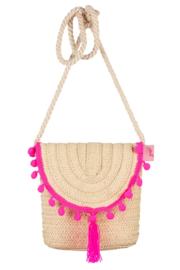 Souza for kids - Tas Marit, roze pompoms