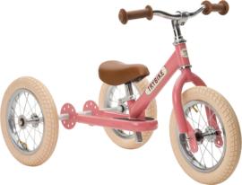 Trybike vintage pink 3-wieler