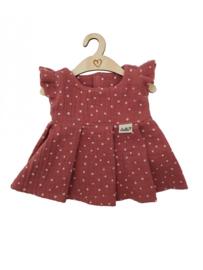 Minikane Poppenjurk spring blush dots - Hollie