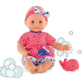 Corolle badpop meisje