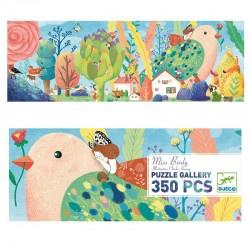 DJECO - Gallery puzzel droomvogel 350st