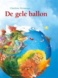 De gele ballon kartonboek