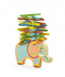 Djeco - balansspel met de olifant