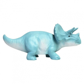 Triceratops led lamp turquoise