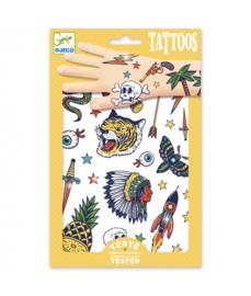 DJECO - Tattoos Pang Pang