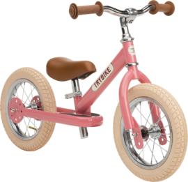 Trybike vintage pink 2-wieler