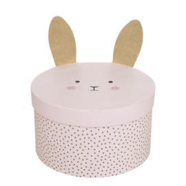 Jabadabado Opbergbox set Bunny (2st)