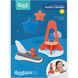Quutopia - To the moon and back  badspeelgoed