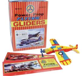 Glider vliegtuigje