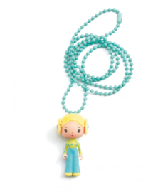 DJECO - Ketting Tinyly Charms Flore
