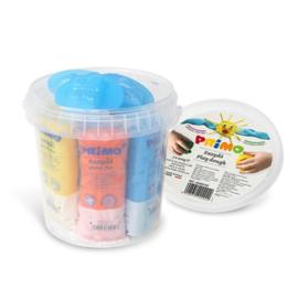 PRIMO - Easydo 7 kleuren zachte klei (7 x 100gram)