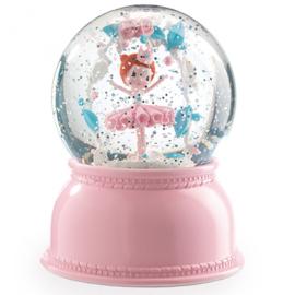 DJECO - Sneeuw nachtlampje ballerina