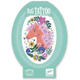 DJECO - Big Tattoo Poetic Horse