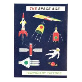 Tatoeage Ruimtevaart