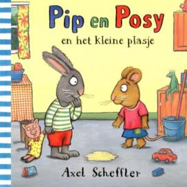 Prentenboek - Pip en Posy en het kleine plasje