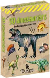 Expeditie Natuur 50 dinosauriërs