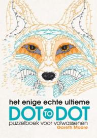Dot to Dot puzzelboek voor volwassenen