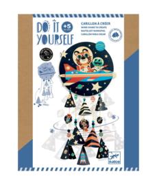 DJECO - DIY - Maak je eigen dromenvanger Heelal