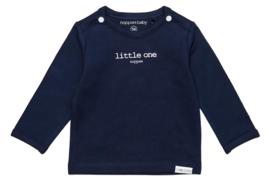 Noppies Longsleeve 'Little One' Navy