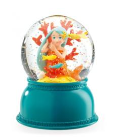 DJECO - Sneeuw nachtlampje mermaid
