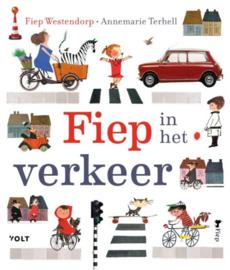 Educatief boek - Fiep in het verkeer