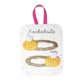 Rockahula Kids - Bertie Bee Clips