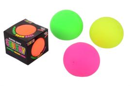 Johntoy - Jumbo neon super soft squishy bal