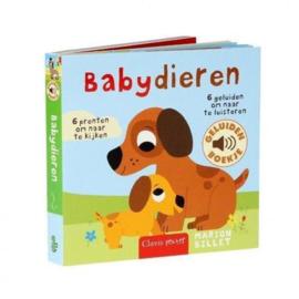 Geluidenboekje - Baby dieren