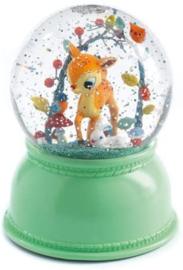 DJECO - Sneeuw nachtlampje bambie