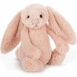 Jellycat Bashful konijn roze