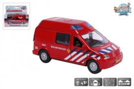 KidsGlobe Brandweer NL (pull back)