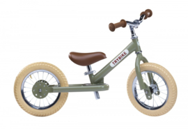 Trybike vintage green 2-wieler