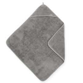 JOLLEIN - Badcape Badstof 75x75cm - Storm Grey