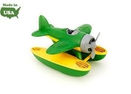 Greentoys watervliegtuig