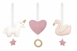 Jabadabado Babygym hangers Love