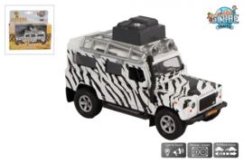 KidsGlobe Land Rover Safari (pull back)