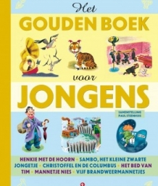 Het Gouden Voorleesboek voor jongens
