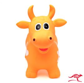 Hippy Skippy koe oranje